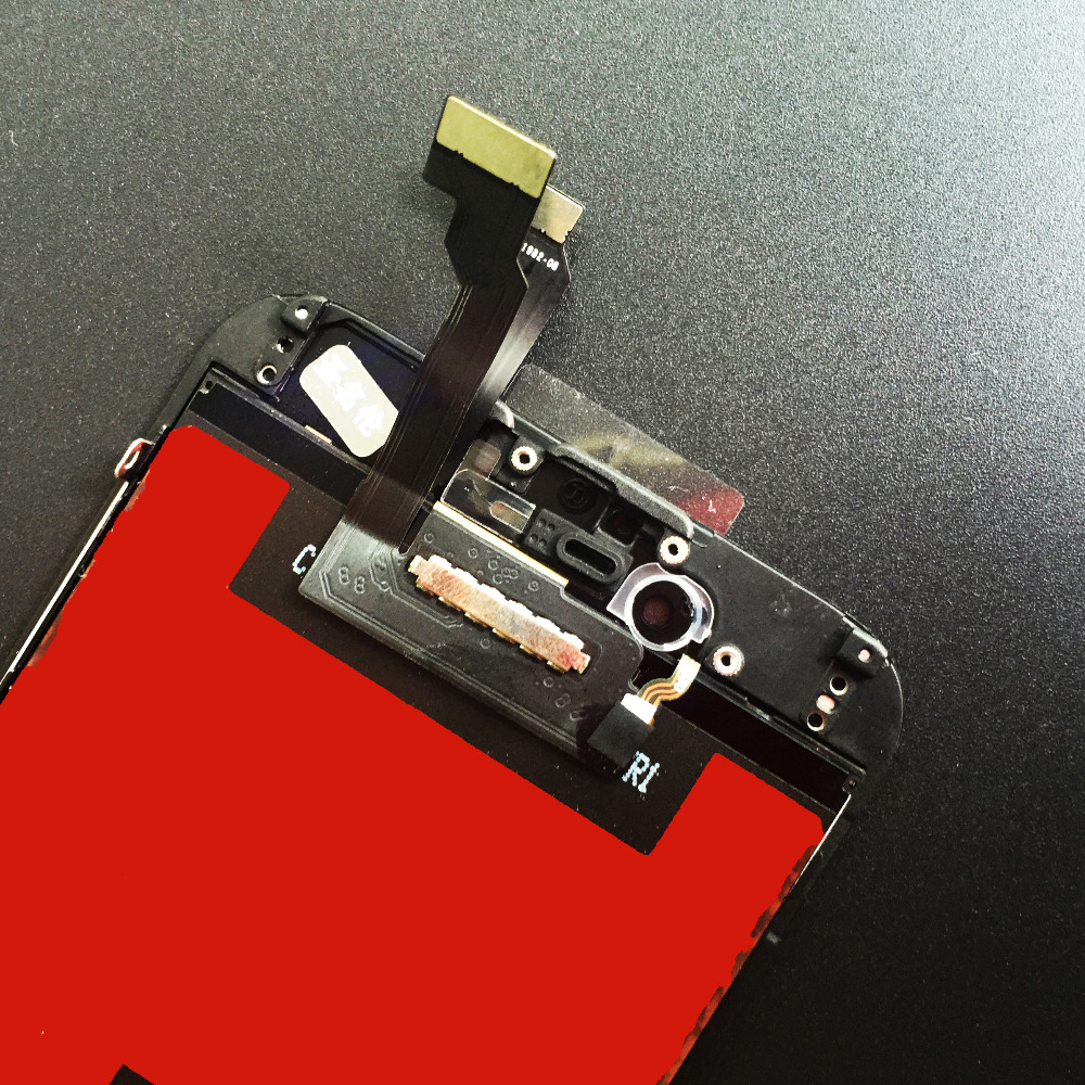 Factory Sale Assembly For Iphone 6 LCD Display With Touch Screen Digitizer Replacement Black And