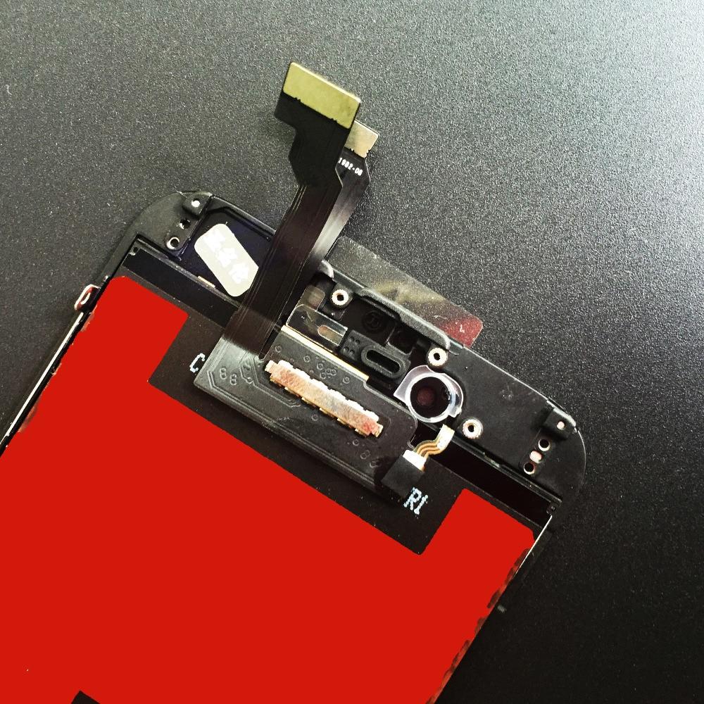 Usine Vente Assemblée pour Iphone 6 Écran lcd avec Écran Tactile Digitizer Remplacement Noir et Blanc 4.7 pouces 100% Test