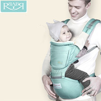 Baby Carrier Multifunctional Breathable Baby Waist Stool Strap Kids Infant Backpack Hip Seat Manduca Chicco Mochila Infantil