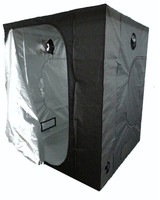 Hot sale greenhouse grow box 100*100*180cm non toxic 600*300D plant grow tent china tent for plants growing
