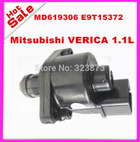 HIGH QUALITY new idle speed motor Idle Air Control Valve IACV E9T08171 MD619306 E9T15372 for Mitsubishi VERICA 1.1L T 0 P
