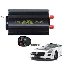 Espion Voiture Véhicule En Temps Réel GPS/gsm/GPRS/SMS Tracker Système de Suivi Dispositif TK103B