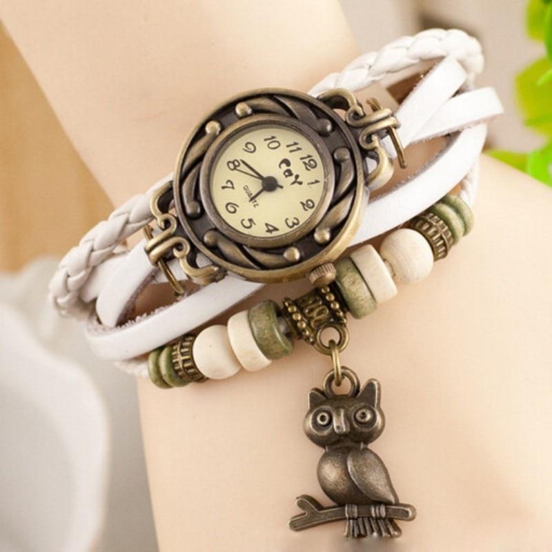 Наручные винтажные женские часы