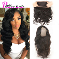 Pre Plucked 360 Lace Frontal Malaysian Virgin Hair Body Wave 360 Lace Frontal With Baby Hair 360 Lace Virgin Hair Lace Frontal
