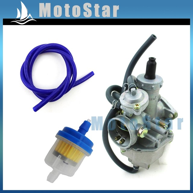 Online Shop 28mm Carburetor Fuel Hose Filter For Honda Carb TRX250 ...