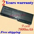 Jigu nueva batería del ordenador portátil 312-0427 312-0428 312-0460 312-0461 312-0466 312-0467 312-0599 312-0600 451-10338 para dell vostro 1000