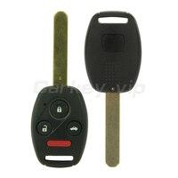 Remotekey Remote Head Car Key N5F A05TAA For Honda Civic 2012 2013 Accord 2014 3 Button