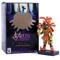 The Legend of Zelda Action Figure 16cm Link 3D Skull Kid Majoras Mask PVC Figures Toys Collectible Model Toy With Box