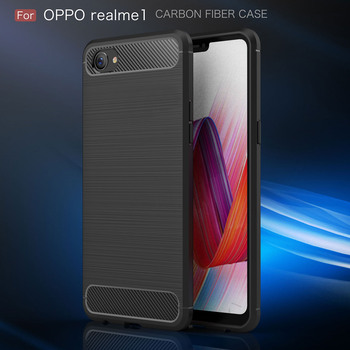 GEUMXL For OPPO F1 F1S F3 F5 F7 F9 Plus Carbon Fiber Soft TPU Heavy ShockProof Case For OPPO ON9 A57 A73 A1 A3 A5 Realme 1 Case держатель для смартфона с функцией беспроводной зарядки