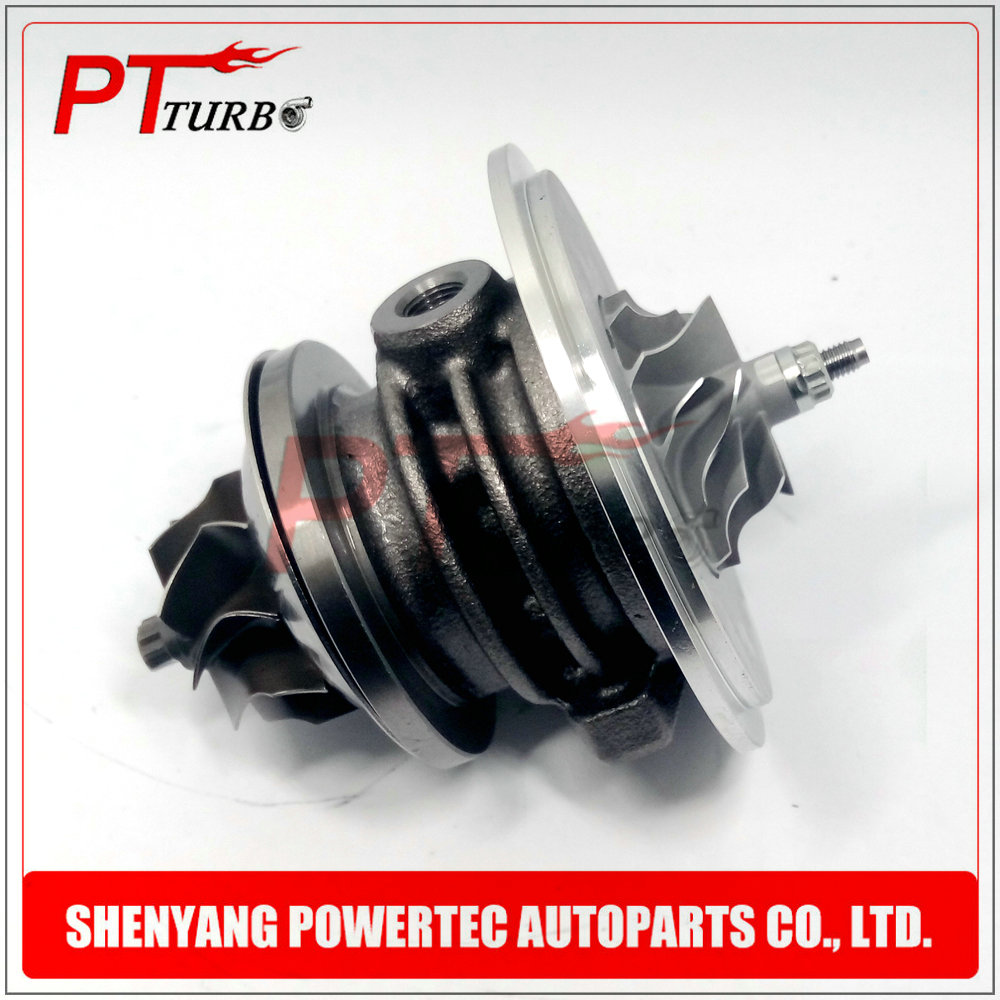VW Turbocharger replacement parts GT1544S turbo cartridge turbo core CHRA 454064 028145701L for Volkswagen T4 Transporter 1.9 TD yb1302001 car turbo sound whistling turbocharger silver size l