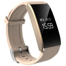 D.w.l Новый Smart Браслет A58 сердечного ритма артериального давления Монитор кислорода Bluetooth Smart Браслет PK id07 PK S12 Ми 2 M8