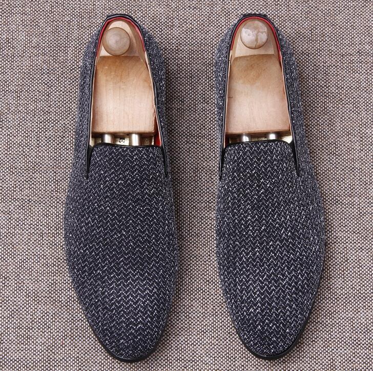 Os Sapatos Casamento Do Luxo Noivo Oxford Baile Moda Camurça Vestem Floral Dos Formal Se De Cinza Homens Couro 2019 1tOqrW41n