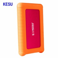 Original KESU 2.5 Metal Slim Portable External Hard Drive USB 3.0 250GB Storage HDD External HD Hard Disk 6 Color On Sale
