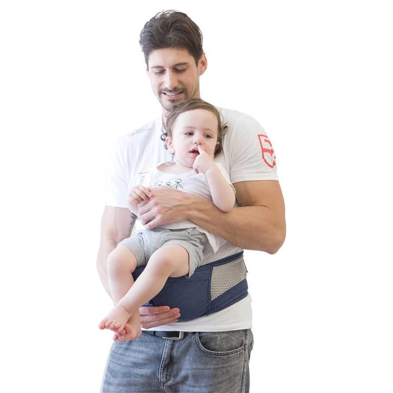 Nosidełko dla dziecka talia stołek chodziki chusta do noszenia dzieci podtrzymujący pas biodrowy plecak Hipseat pas dla dzieci niemowlę fotelik dziecięcy