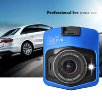 Newest Design High Quality Car DVR Driving Recorder Vehicle Video Recorder Monitor Portable Ultra Thin LED