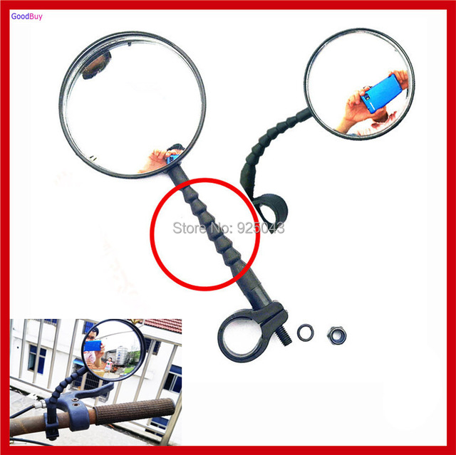 New Bendable Gooseneck Hose Cycling Motorcycle Bicycle wide angle ...
