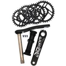 Yağ bisiklet kar bisiklet 175 krank seti 100/120mm BB 1x sistemi GXP aynakol aynakol zincirleme 30T 32T 34T 36T aynakol SRAM XX1