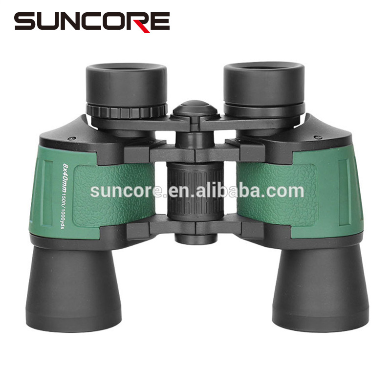 SUNCORE Cheap High Power 8x40 Large Objective Binoculars Telescope for Sport ralph compton ralph compton train to durango