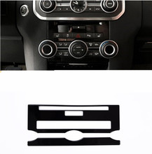 цена на ABS Chrome Console Control Panel Trim For Land Rover Discovery 4 LR4 2012-2016 Car-Styling Accessories Newest