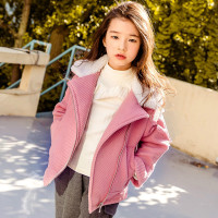 Family Look Matching Mother Daughter Girls Clothes Outfits New Winter Warm Jackets Cotton Fur Coat Family