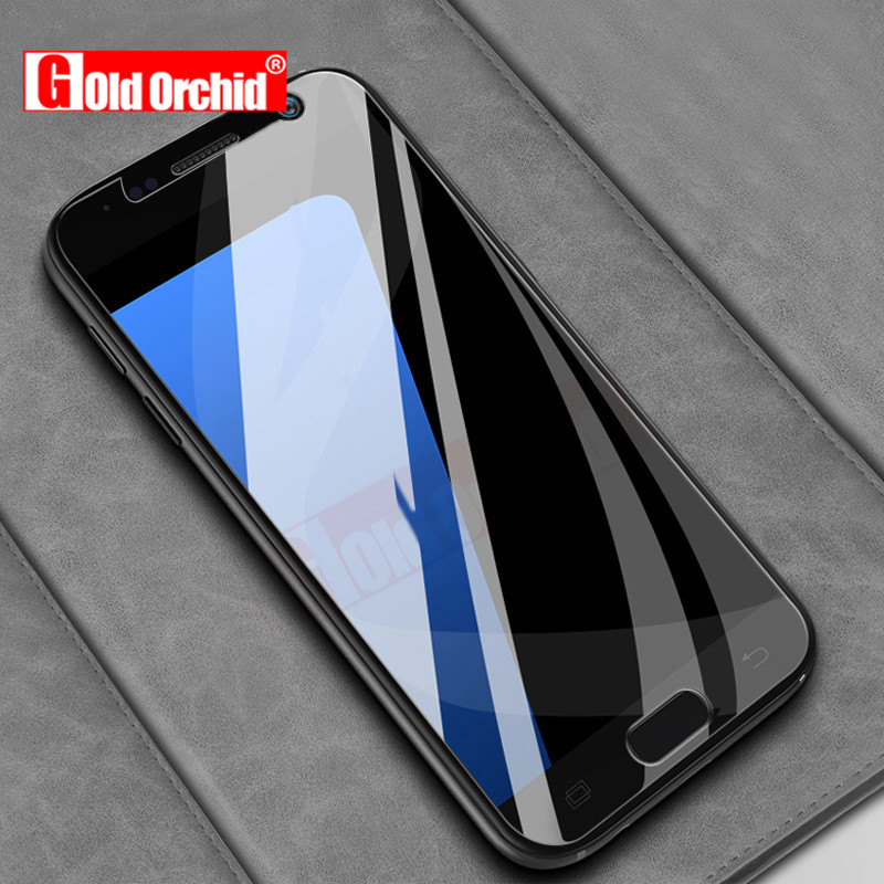 Gold Orchid 9H For Samsung Galaxy S7 Tempered Glass HD 2.5D For Samsung Galaxy S6 Screen Protector For Samsung S2 S3 S4 S5 Glass