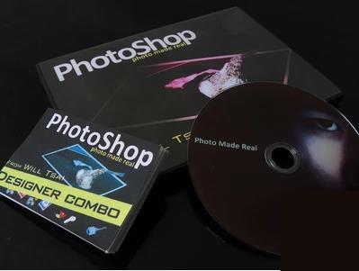 Envío gratis! PhotoShop ( DVD y trucos ) - truco de magia, mentalismo, tarjeta, diversión, ilusiones, magia de escenario, Close up, comedia