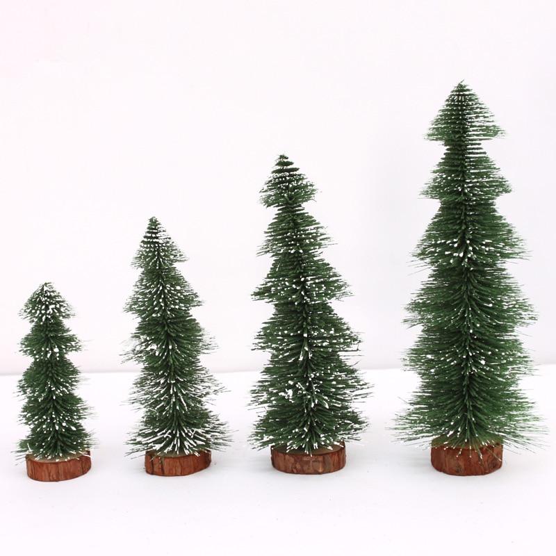 small christmas trees para quarto15cm 20cm 25cm 30cm new year christmas