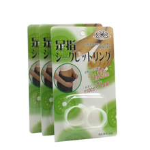 6Pcs 3Pairs Silicon Fat Burner Foot Care Foot Massage Magnet Lose Weight Healthy Slim Loss Toe