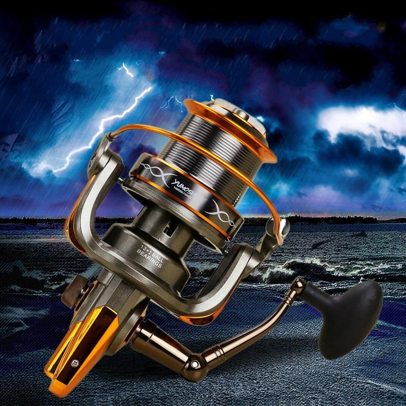 13 1 bb carretel de pesca esquerda direita dobravel alca de pesca gt molinete 4 6