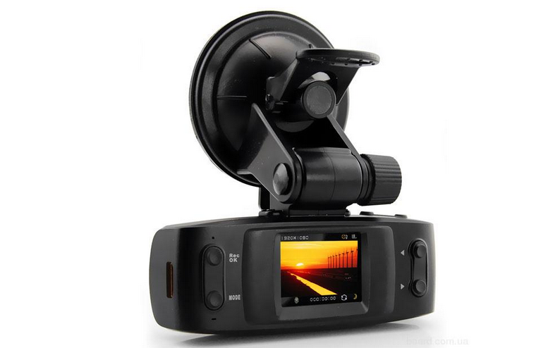 GS1000 Car DVR with HD1920 1080P Night Vision 4 IR LED Car video recorder Wide Angle
