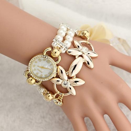2017 Fashion Quartz Watch Women Watches Ladies Girl Famous Brand Bracelet Wrist Watch Female Clock Montre Femme Relogio Feminino