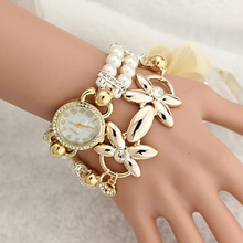 2017 Fashion Quartz Watch Women Watches Ladies Girl Famous Brand Bracelet Wrist Watch Female Clock Montre Femme Relogio Feminino