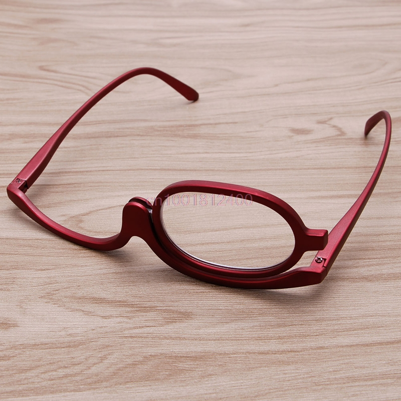 Men's Glasses Apparel Accessories Magnifying Glasses Makeup Cosmetic Reading Glass Folding Eyeglasses 1.0~+4.0 W715