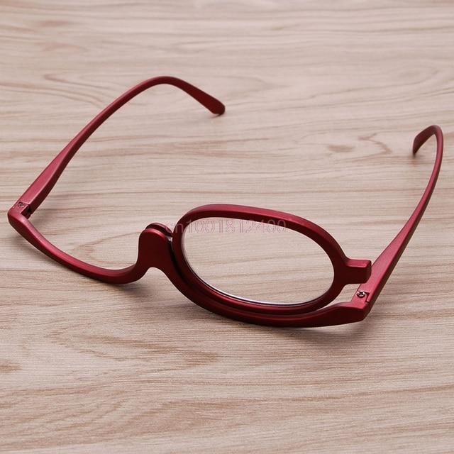 15798f850af5 Magnifying Glasses Makeup Reading Glass Folding Eyeglasses Cosmetic General
