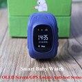 2016 kid smart watch q50 localización gps sos llamada segura reloj Localizador Del buscador Del Perseguidor Del Reloj para Kid Niño Perdido Anti Monitor de Bebé