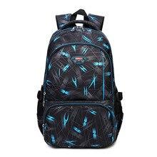Male Backpack Youth Fashion Teenage Backpacks For Teen Boys Bagpack Men Travel Bags Children's School Bag Sac A Dos Mochila