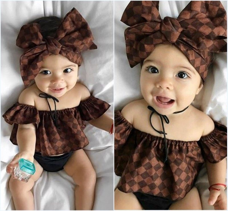 2pcs-Newborn-Toddler-Infant-Baby-Girl-Clothes-Off-Shoulder-Tops-Headband-Sunsuit-Outfit-Clothes-Summer-Cute-Costume-1