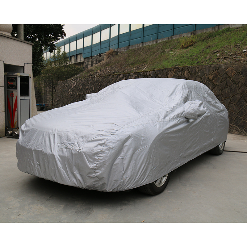 Image 5 - Kayme Full Car Covers Dustproof Outdoor Indoor UV Snow Resistant Sun Protection polyester Cover universal for Suv Toyota BMW vw-in Car Covers from Automobiles & Motorcycles