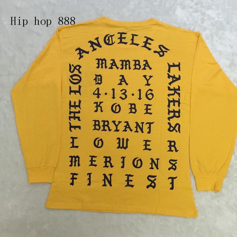 HTB1fEnHNpXXXXb2apXXq6xXFXXXW - Kanye West I Feel Like Kobe long sleeve commemorate T shirt PTC 108