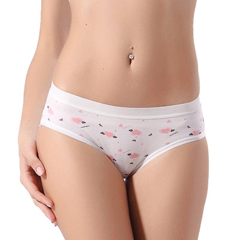 新しい到着プラスサイズのパンティー下着女性綿のセクシーなブラガスMujer女性のためのパンティー高品質ブリーフM-XXXL