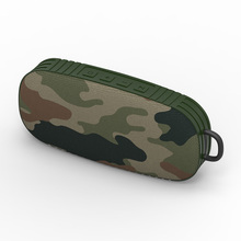 цена на Portable Bluetooth 5.0 Speaker True Wireless Stereo Camouflage Waterproof IP66 Noise Reduction Subwoofer With Mic