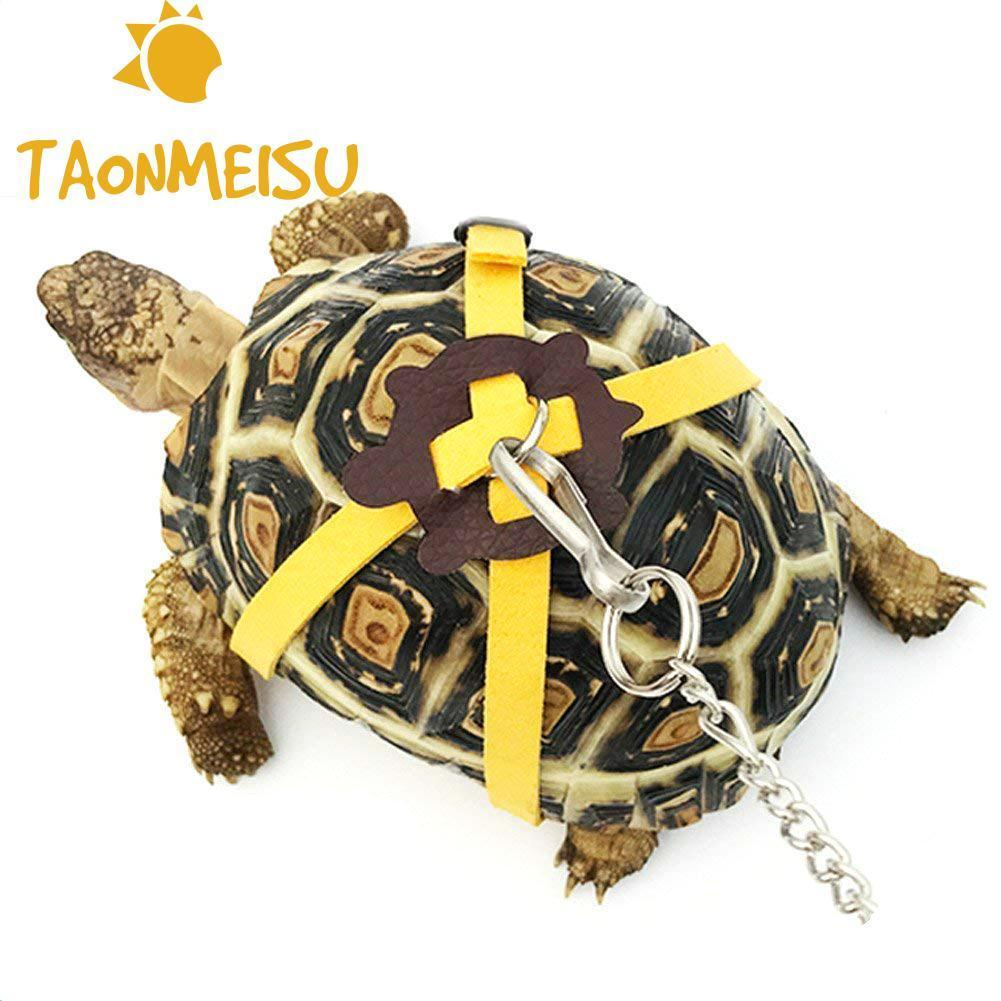 Pet Hamster Leashes Turtle Lizard Traction Rope Training Leash Gerbil Cage Cotton Rope Harness Collar For Rat Mouse Hamster