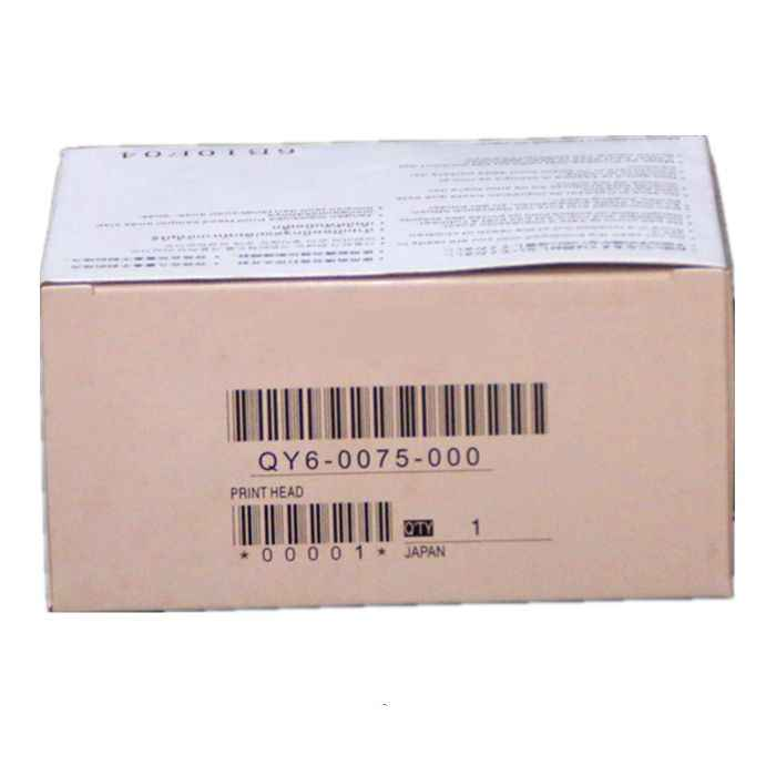 Produk asli inkjet printer print head QY6-0075 printhead untuk Canon iP4500 iP5300 MP810 MP610 MX850 0075 nozzle nozzle