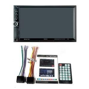 Image 3 - 7903 7 pouce écran tactile multifonctionnel lecteur Véhicule mp5 Joueurs, BT mains libres, FM radio MP3/MP4 Joueurs USB/AUX