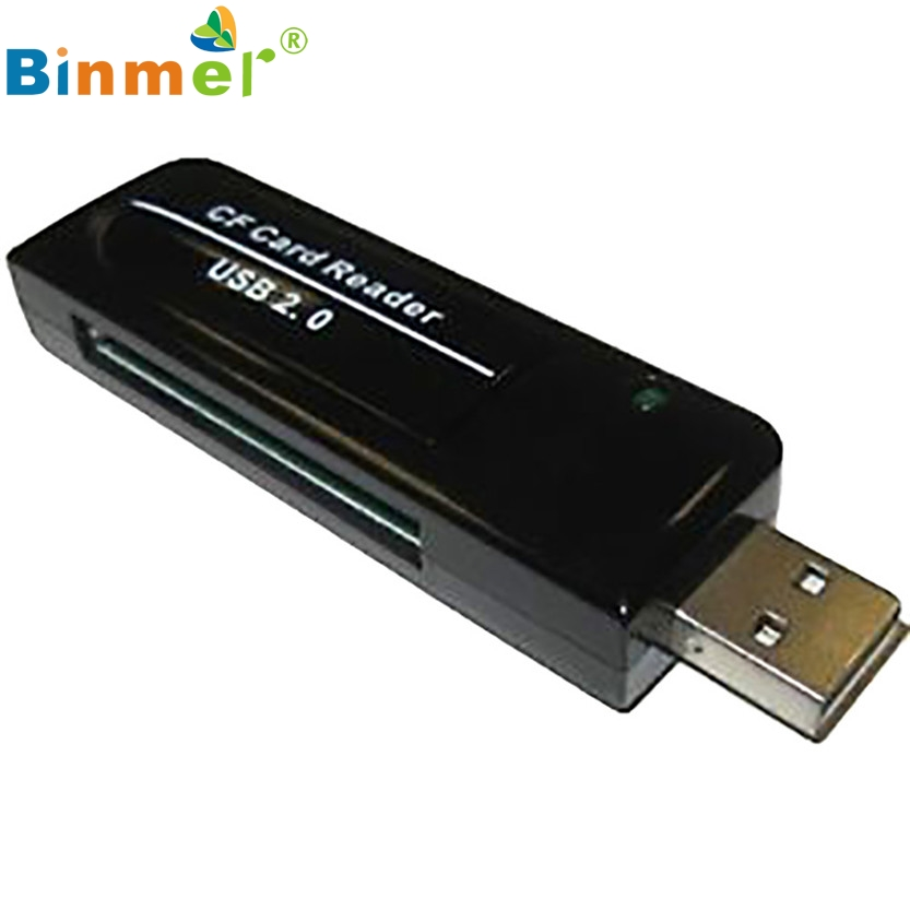 Quality High Speed USB2.0 CF Card Reader Compact Flash Card Reader SZ0215