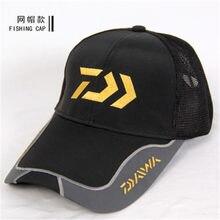 Dawe DAIWA – casquette de pêche d'été, protection solaire en maille respirante, ombrage léger, chapeau de sport Anti-moustique, 2019