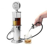 Gas Station Shot Gun Juice Beer Wine Drink Beverage Dispenser Containers Machine Keg Dispensers Alcohol Dispenser