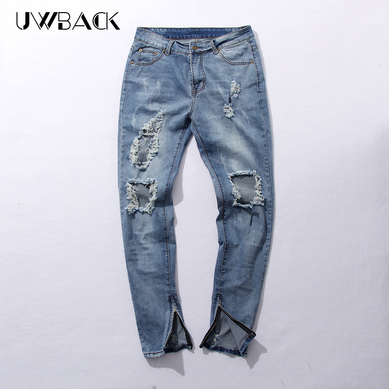 Compare Prices on Mens Destroyed Jeans Fear of God- Online ...