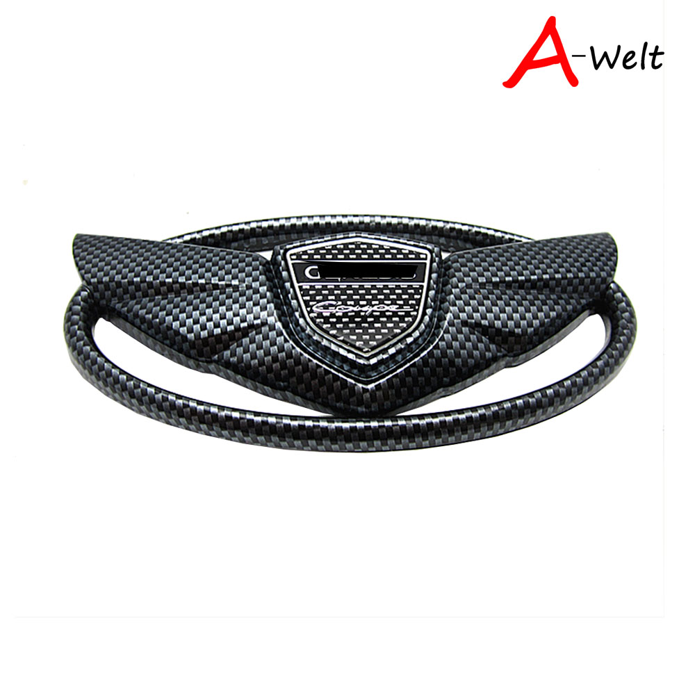 Aliexpress Buy 1pc 3d Silver Badge Emblems With Car Sticker