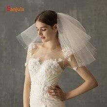 Veils Wedding Wit Tulle